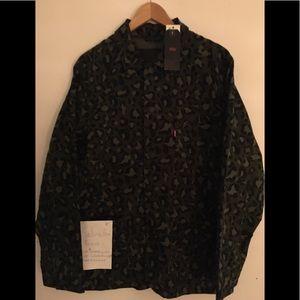 Levi's premium Camo Engineer coat